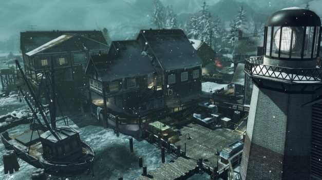 COD Ghosts_Whiteout Environment